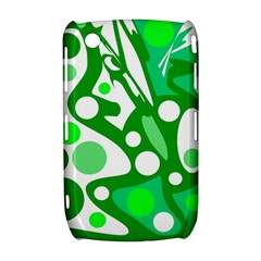 White and green decor Curve 8520 9300