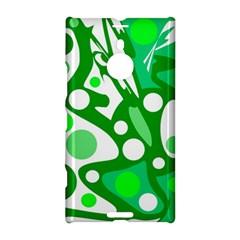 White and green decor Nokia Lumia 1520