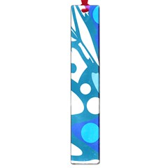 Blue and white decor Large Book Marks