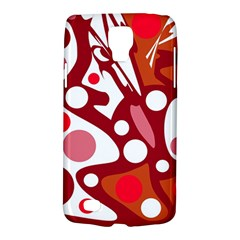 Red and white decor Galaxy S4 Active