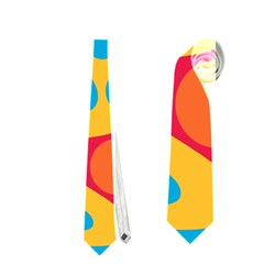 Colorful decor Neckties (Two Side)