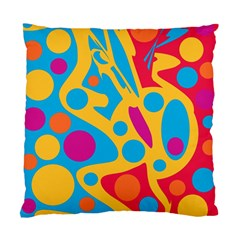 Colorful decor Standard Cushion Case (One Side)