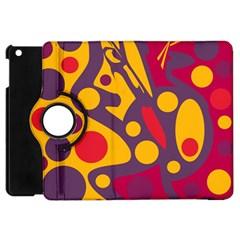 Colorful chaos Apple iPad Mini Flip 360 Case