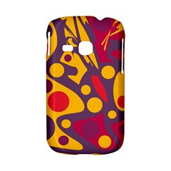Colorful chaos Samsung Galaxy S6310 Hardshell Case