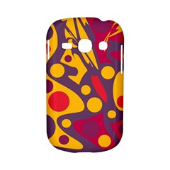 Colorful chaos Samsung Galaxy S6810 Hardshell Case