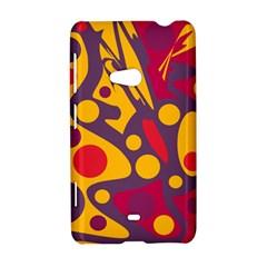 Colorful chaos Nokia Lumia 625
