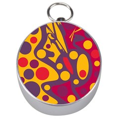 Colorful chaos Silver Compasses