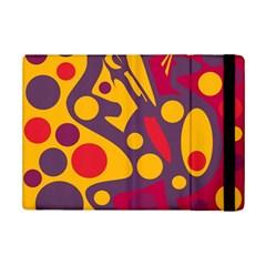 Colorful chaos iPad Mini 2 Flip Cases
