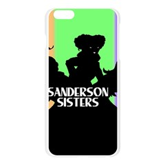 Sanderson Sisters  Apple Seamless iPhone 6 Plus/6S Plus Case (Transparent)