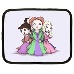 Hocus Pocus Plush Netbook Case (XL)