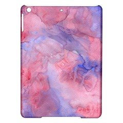 Galaxy Cotton Candy Pink And Blue Watercolor  Ipad Air Hardshell Cases