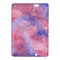 Galaxy Cotton Candy Pink And Blue Watercolor  Kindle Fire HDX 8.9  Hardshell Case