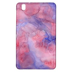 Galaxy Cotton Candy Pink And Blue Watercolor  Samsung Galaxy Tab Pro 8.4 Hardshell Case