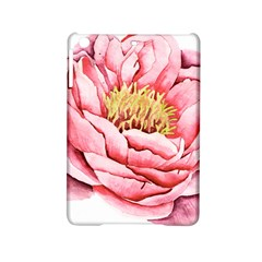 Large Flower Floral Pink Girly Graphic iPad Mini 2 Hardshell Cases