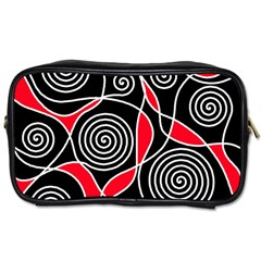 Hypnotic design Toiletries Bags 2-Side