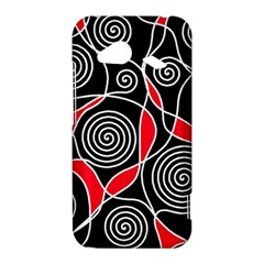 Hypnotic design HTC Droid Incredible 4G LTE Hardshell Case