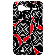 Hypnotic design HTC Incredible S Hardshell Case