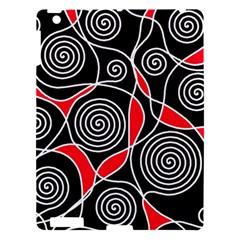Hypnotic design Apple iPad 3/4 Hardshell Case
