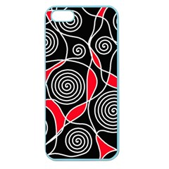 Hypnotic design Apple Seamless iPhone 5 Case (Color)
