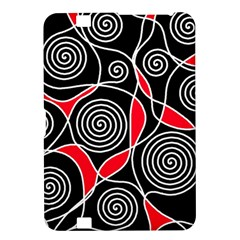 Hypnotic design Kindle Fire HD 8.9