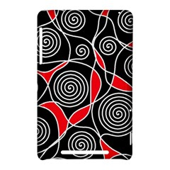 Hypnotic design Nexus 7 (2012)