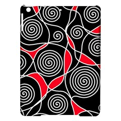 Hypnotic design iPad Air Hardshell Cases