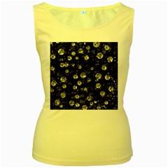 My soul Women s Yellow Tank Top