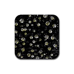 My soul Rubber Square Coaster (4 pack)