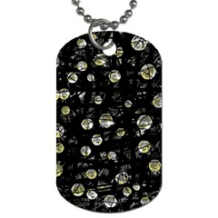 My soul Dog Tag (Two Sides)