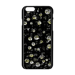 My soul Apple iPhone 6/6S Black Enamel Case