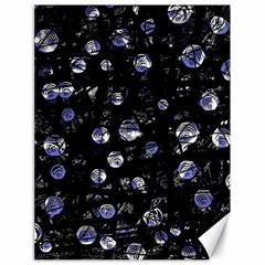 Blue soul Canvas 18  x 24