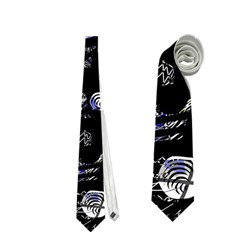 Blue soul Neckties (One Side)