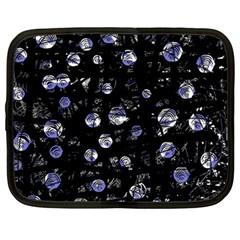 Blue soul Netbook Case (Large)