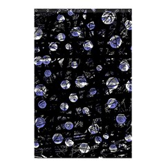 Blue soul Shower Curtain 48  x 72  (Small)