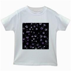 Purple soul Kids White T-Shirts