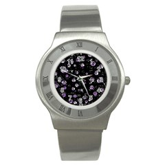 Purple soul Stainless Steel Watch