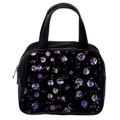 Purple soul Classic Handbags (One Side)