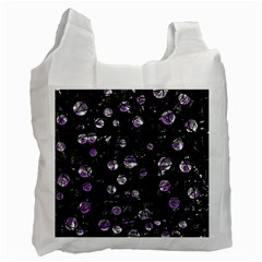 Purple soul Recycle Bag (One Side)