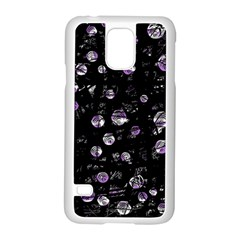 Purple soul Samsung Galaxy S5 Case (White)