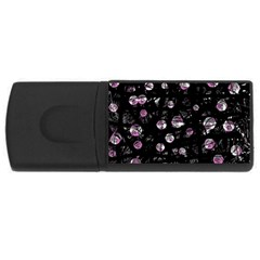 Purple soul USB Flash Drive Rectangular (1 GB)