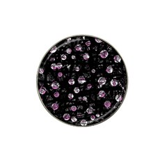 Purple soul Hat Clip Ball Marker