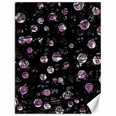 Purple soul Canvas 18  x 24