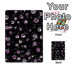 Purple soul Multi-purpose Cards (Rectangle)