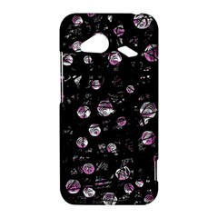 Purple soul HTC Droid Incredible 4G LTE Hardshell Case