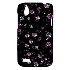 Purple soul HTC Desire V (T328W) Hardshell Case