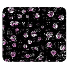 Purple soul Double Sided Flano Blanket (Small)