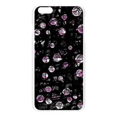 Purple soul Apple Seamless iPhone 6 Plus/6S Plus Case (Transparent)