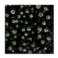 Green soul  Tile Coasters
