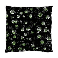 Green soul  Standard Cushion Case (Two Sides)