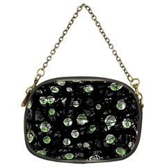 Green soul  Chain Purses (Two Sides)